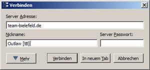 Teamspeak 3 Server via Domain