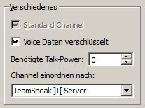 Teamspeak 3 Server Beta 29