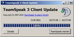 TS3 Client 3.0.0 Beta 28