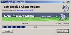 TS3 Client Update Beta 29