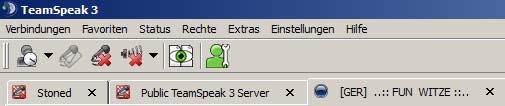 Mit mehreren Teamspeak 3 Servern verbinden
