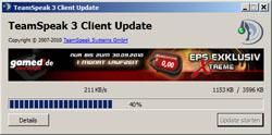 TS3 Update Beta 30