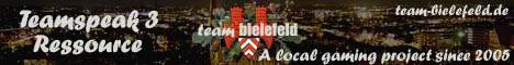 Teamspeak 3 Server Ressource - Team Bielefeld